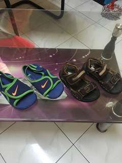 Shoes Nike size new born dan miki kids size 21