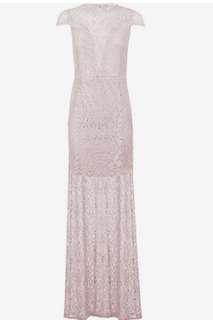 Miss Selfridge - Lilac Evening Dress