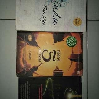 Macam2 novel