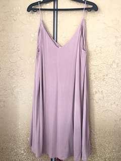 H&M Pink Stretchable Dress