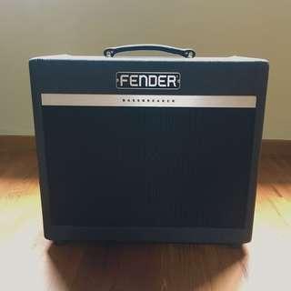 Fender Bassbreaker 15 tube amp