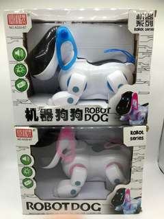 Robot Dog Toy Free Postage