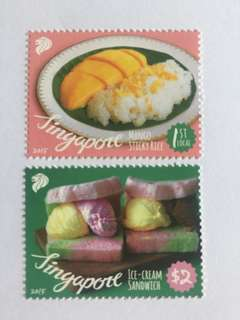 Singapore 2015 Thailand joint issue mnh