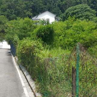 Bungalow lot for sale at sg Penchala
