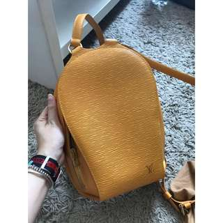 Louis Vuitton Mabillion Backpack