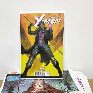 Astonishing X-men #4 Granov Variant