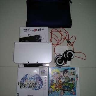 3DS LL (Japan version)