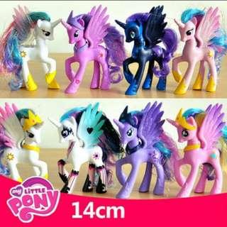 My Little Pony Figurines PVC
