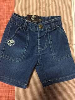 Denim shorts 12 mos