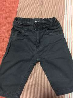 H&M pants 6 mos color gray