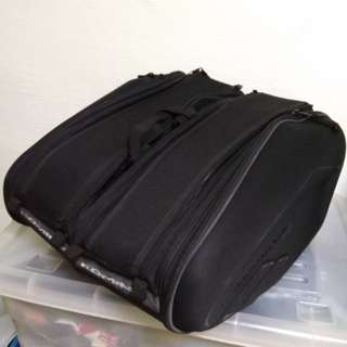 Komine SA-206 Molded Saddle Bag