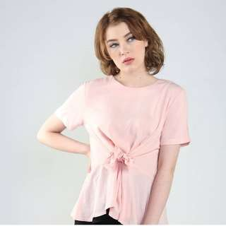 Rianty basic pink top