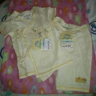 Baby Clothes - Kimono Suits