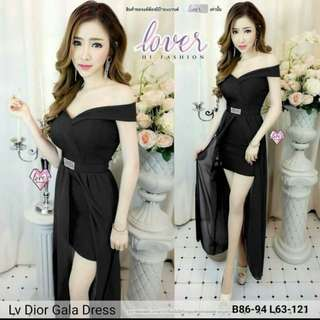 Lv gala dress