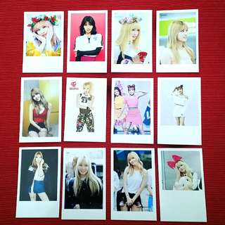 *freepostage*TWICE Momo Photocards
