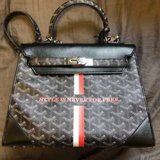 Style Is Never For Free Vicki Bag 手袋 港牌 潮牌