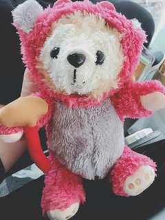 🚚 達菲熊娃娃