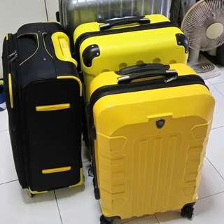 Luggage AVAILABLE UNTIL MARKED SOLD