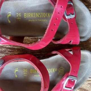 Saldals/Birkenstock