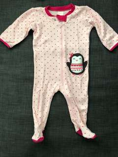 Gymboree Sleepsuit (3-6 Months)