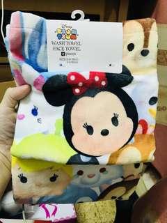 Tsum Tsum 毛巾
