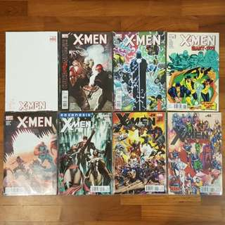 X-Men 2010-13 Complete Series