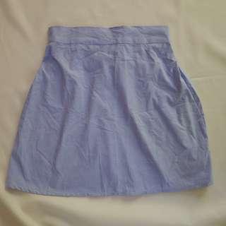 Pencil skirt (Taylor skirt in blue)
