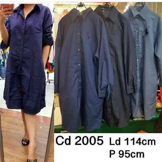 Dress polo import#realpic#detail cek d pic