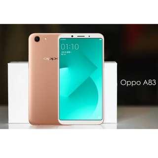 Cicilan tanpa kartu kredit Oppo A83
