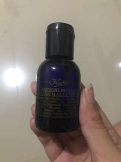 Kiehl's Midnight recovery botanical cleansing oil