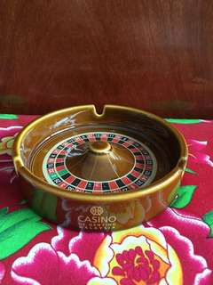Genting Casino Ashtray