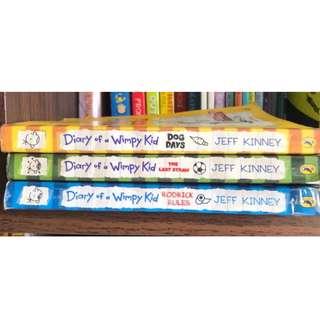 Wimpy Kid (paperback)