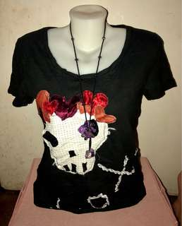 Black Shirt w/ design