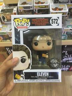 Funko Pop Eleven Exclusive (Stranger Things)