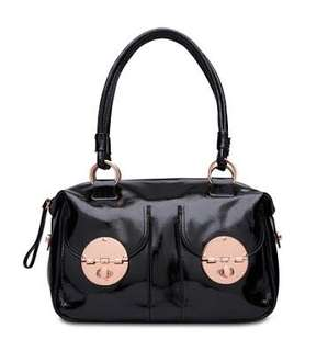 Mimco turnlock bag new