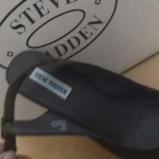 Authentic Steve Madden Wedge Shoes