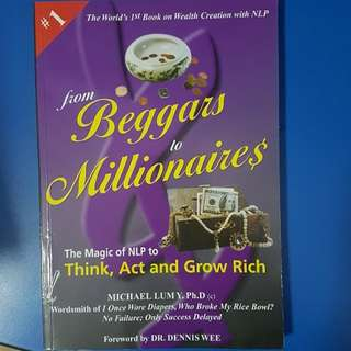 from beggars to millionaires
