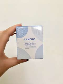 Laneige White Plus Renewal Trial Kit (5pcs)