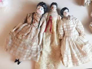 1900 china head dolls