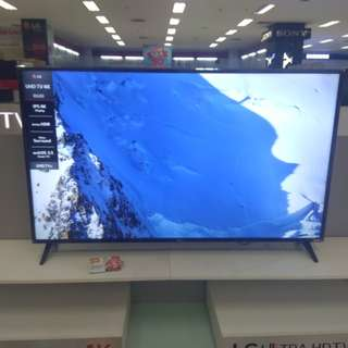 LED TV SMART 4K 65 Spesial Price Tambahan Diskon 5%