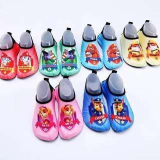 PO Paw Patrol Anti Slip shoe/ Beach shoe