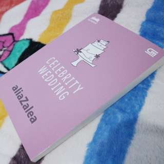 Celebrity Wedding by AliaZalea - Novel