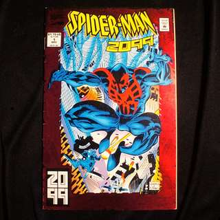 SPIDER-MAN 2099 #1 (1992 Marvel)