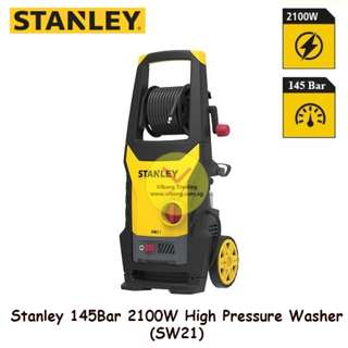 Stanley 145Bar 2100W High Pressure Washer (SW21)