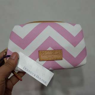 Dooney and Bourke Pink Pouch