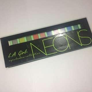 L.A GIRL Neon Pallete
