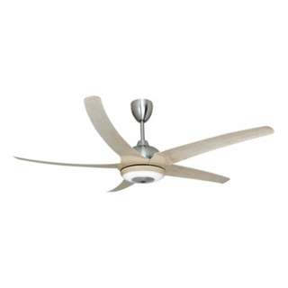 "Rubine LED Light Remote Control Ceiling Fan - 56"" (RCF-ALTO-5BL)"