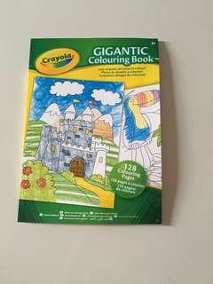 Coloring Book crayola