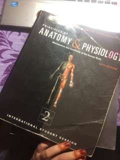 Anatomy and Physiology Volume 1 & 2