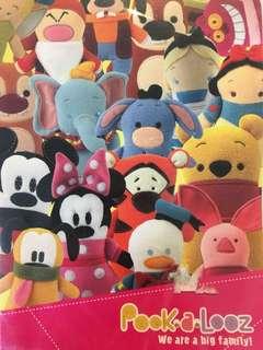 Disney Tsum Tsum memo book